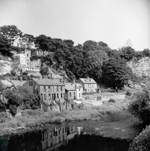 Knaresborough, The Crag